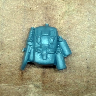 Imperial Guard Cadian Heavy Weapons Team Backpack A