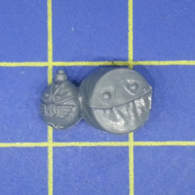Wh40k IG Cadian Shock Troops Belt Accessory B