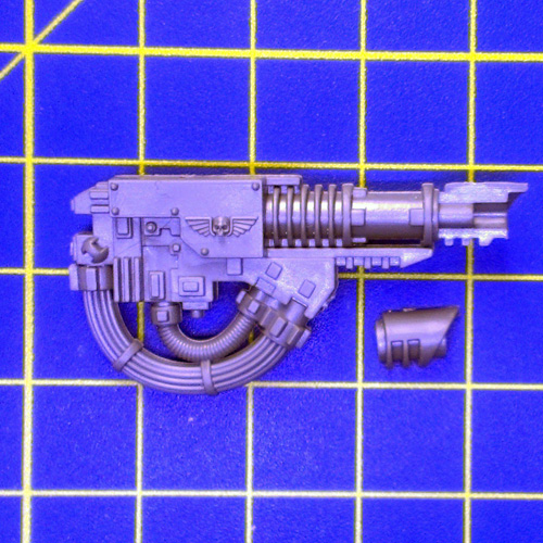 Wh40k AM Sentinel Cannone Laser