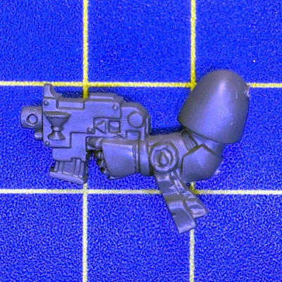 Wh40k BA Death Company Bolt Pistol Left B