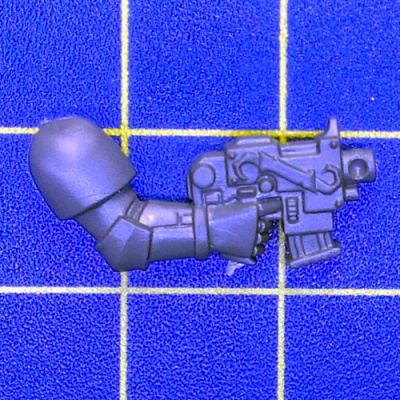 Wh40k BA Death Company Bolt Pistol Right A