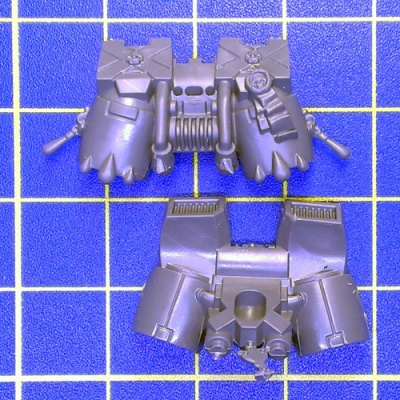 Wh40k BA Death Company Jump Pack C