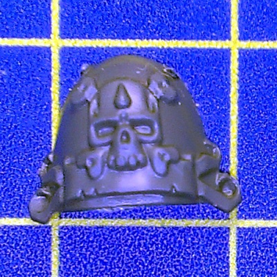Wh40k BA Death Company Shoulder Pad H