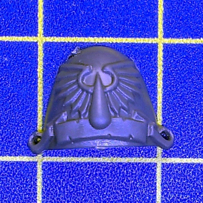 Wh40k BA Death Company Shoulder Pad I