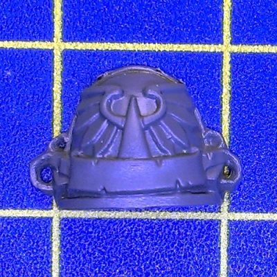 Wh40k BA Death Company Shoulder Pad K