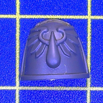 Wh40k BA Death Company Shoulder Pad L