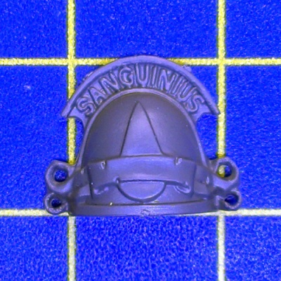 Wh40k BA Death Company Shoulder Pad Q
