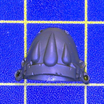 Wh40k BA Death Company Shoulder Pad S