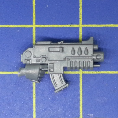 Wh40k Blood Angels Tactical Squad Bolter D