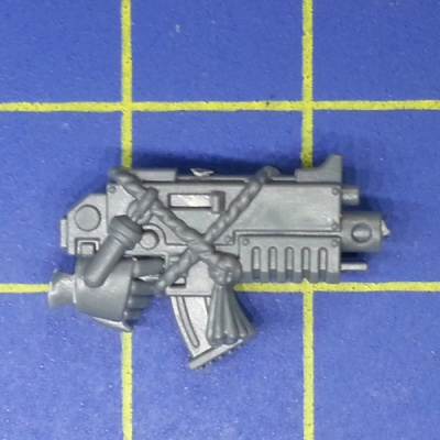 Wh40k Blood Angels Tactical Squad Bolter F