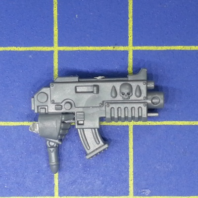 Wh40k Blood Angels Tactical Squad Bolter G