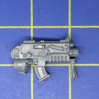 Wh40k Blood Angels Tactical Squad Bolter H
