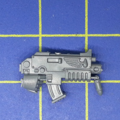 Wh40k Blood Angels Tactical Squad Bolter I