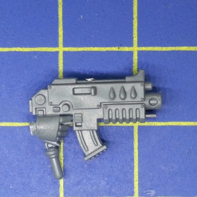 Wh40k Blood Angels Tactical Squad Bolter J