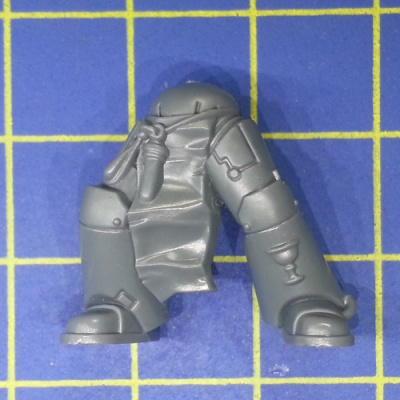 Wh40k Blood Angels Tactical Squad Legs A