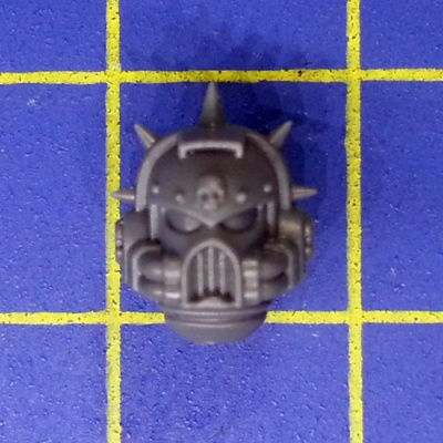 Wh40k Blood Angels Tactical Squad Head H