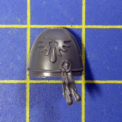 Wh40k BA Upgrades Shoulder Pad I