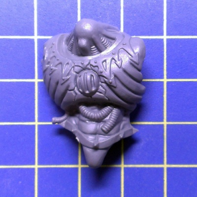 Wh40k CD Principe Demone Busto A