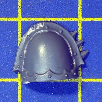 Wh40k CSM Raptors Shoulder Pad A
