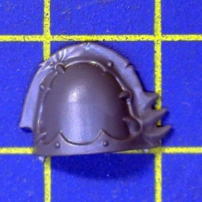 Wh40k CSM Raptors Shoulder Pad B
