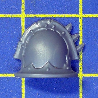 Wh40k CSM Raptors Shoulder Pad C