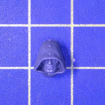 Wh40k DA Deathwing Command Squad Head with Hood C