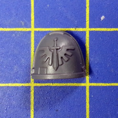 Wh40k DA Upgrades Shoulder Pad I