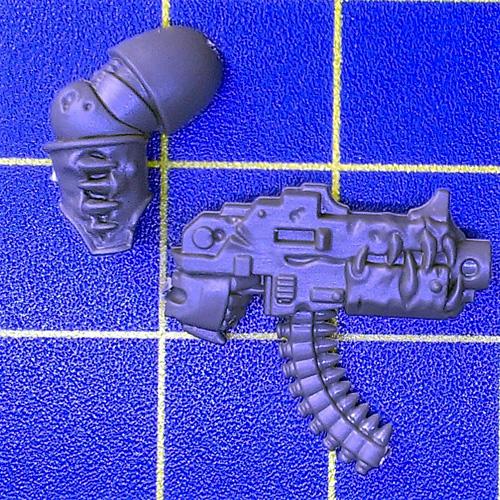 Plague Marine Boltguns bits