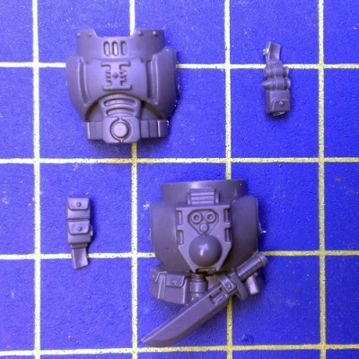Wh40k Deathwatch Kill Team Torso C