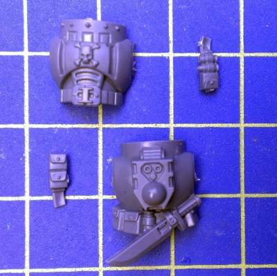 Wh40k Deathwatch Kill Team Torso D