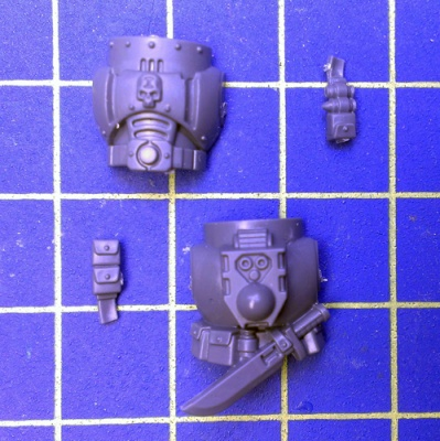 Wh40k Deathwatch Kill Team Torso E