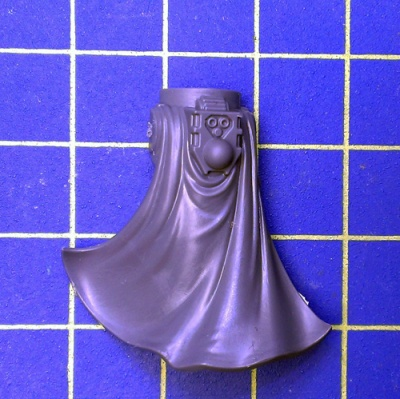 Wh40k Deathwatch Kill Team Torso Cloak Black Shield