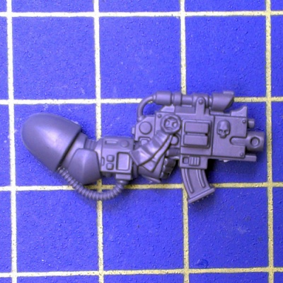 Wh40k Deathwatch Kill Team Bolter A