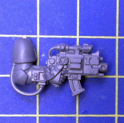 Wh40k Deathwatch Kill Team Bolter C