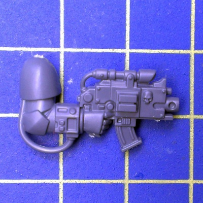 Wh40k Deathwatch Kill Team Bolter D
