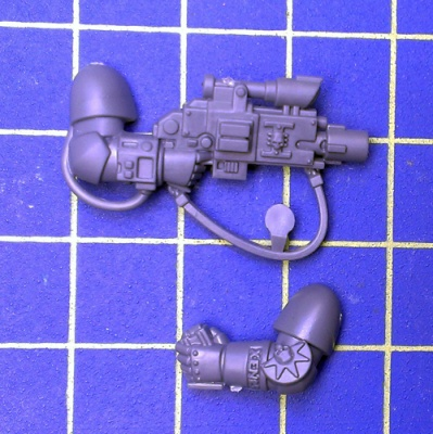 Wh40k Deathwatch Kill Team Bolter Stalker Pattern