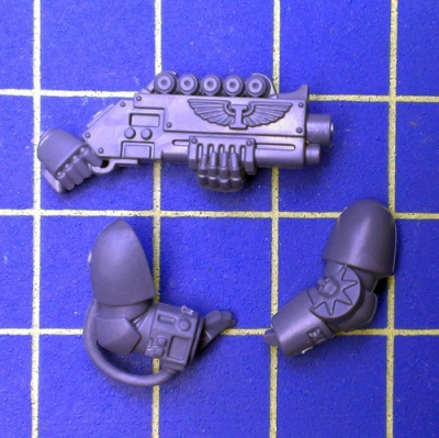 Wh40k Deathwatch Kill Team Shotgun A