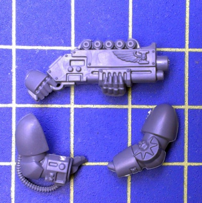 Wh40k Deathwatch Kill Team Shotgun B