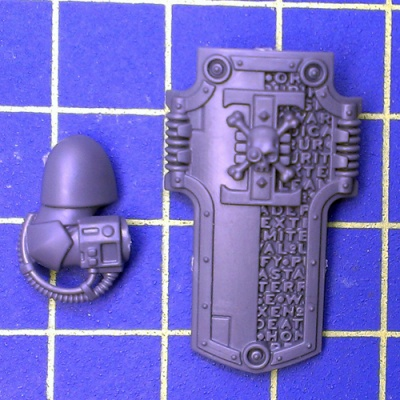 Wh40k Deathwatch Kill Team Storm Shield Right