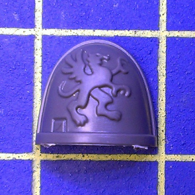 Wh40k Deathwatch Kill Team Shoulder Pad Howling Griffons