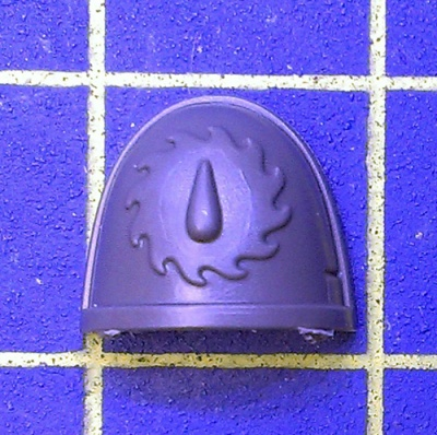Wh40k Deathwatch Kill Team Shoulder Pad Flesh Tearers