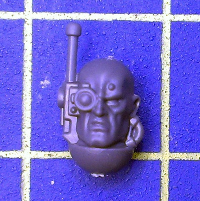 Wh40k Deathwatch Kill Team Head A