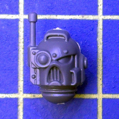 Wh40k Deathwatch Kill Team Head I