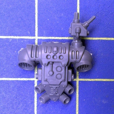 Wh40k Deathwatch Kill Team Backpack E