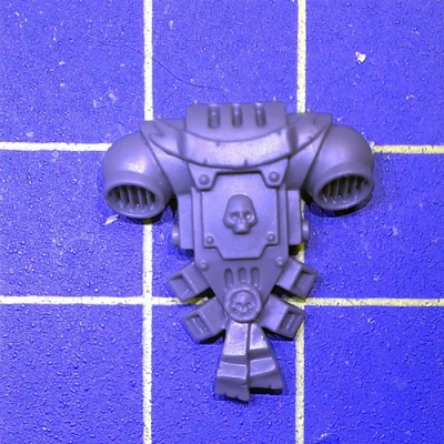 Wh40k GK Strike Squad Backpack C