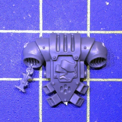 Wh40k GK Strike Squad Backpack E