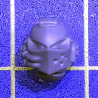 Wh40k GK Strike Squad Head D