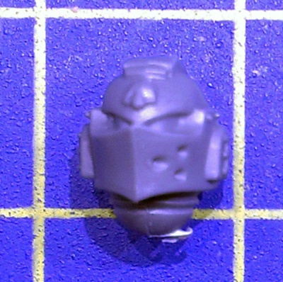Wh40k GK Strike Squad Head E