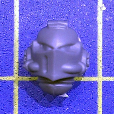 Wh40k GK Strike Squad Head F