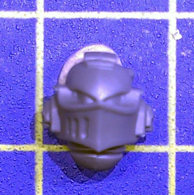 Wh40k GK Strike Squad Head G